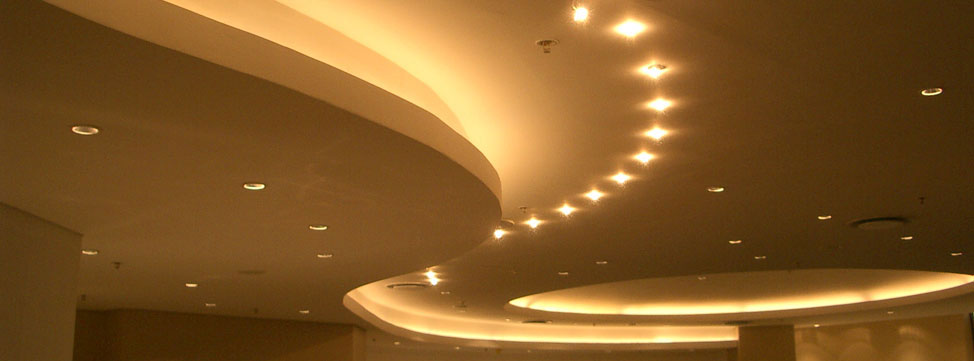 Atlantic Ceilings and Partitions -